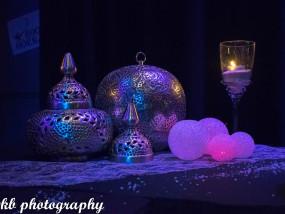 Zaaldecor 1001 nachten-feest