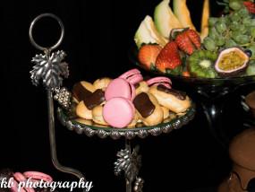 Zoete lekkernijen en fruit